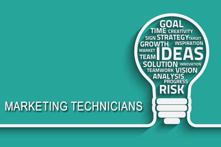 marketing technicians