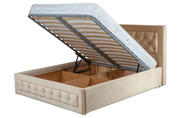 Keep Up the Perfect Space in Home with Hydraulic Bed