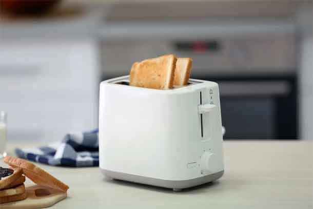 Set the level of toasting