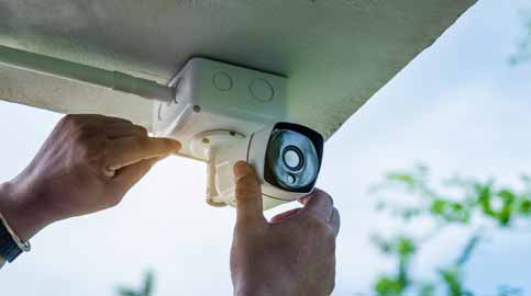 Buying the Best Home Security Camera System