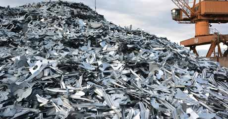 Scrapyards Accept A Wide Range Of Metals