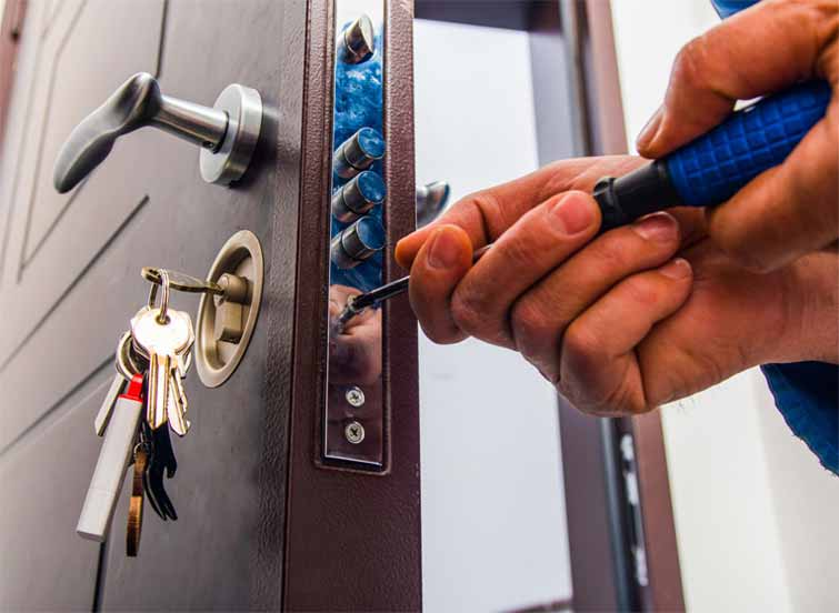 How to Change Lock Cylinder on Commercial Door