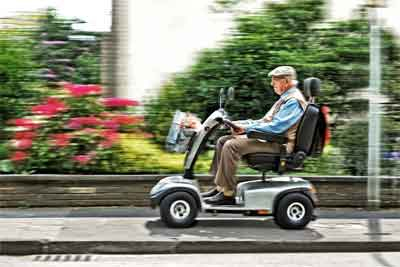 mobility scooters rental Orlando